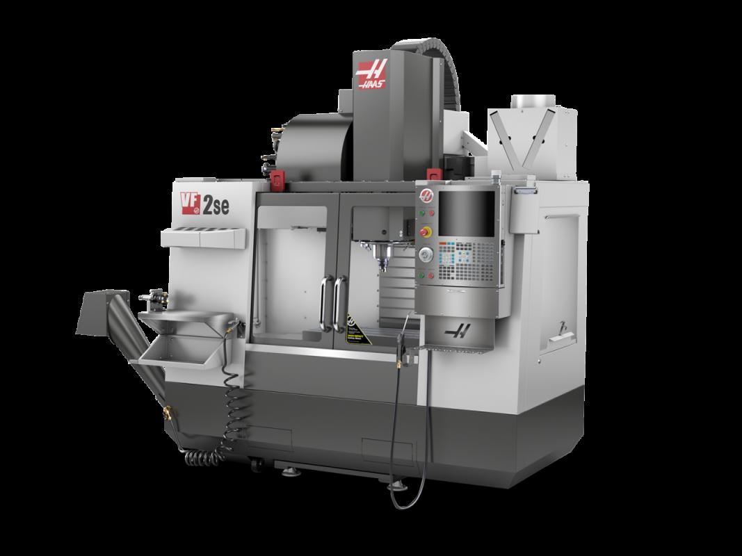 Máy phay CNC 3 trục | Haas VF-2-SE