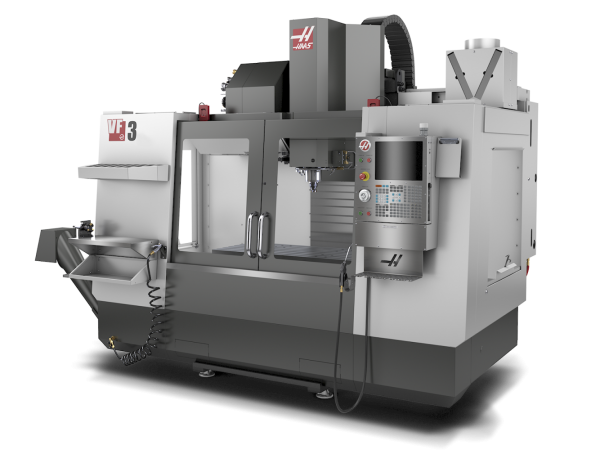 Máy phay CNC 3 trục Haas VF-3