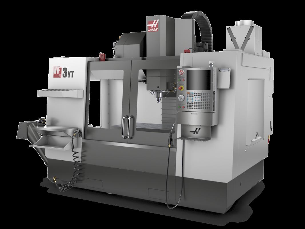 Máy phay CNC 3 trục Haas VF-3YT