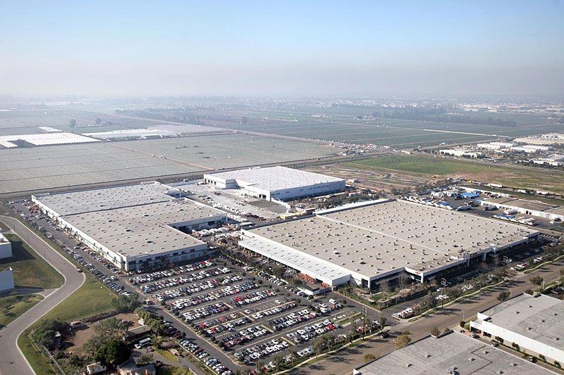 Nhà máy Haas CNC