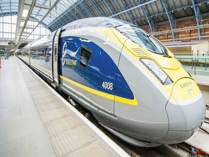 Eurostar e320 and TGV