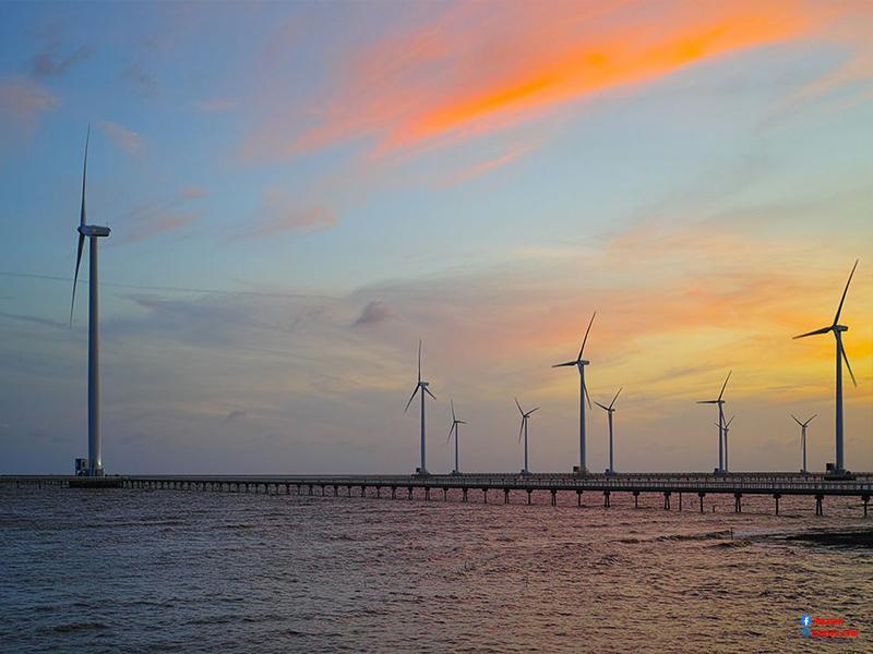 Lợi ích của năng lượng gió mang lại