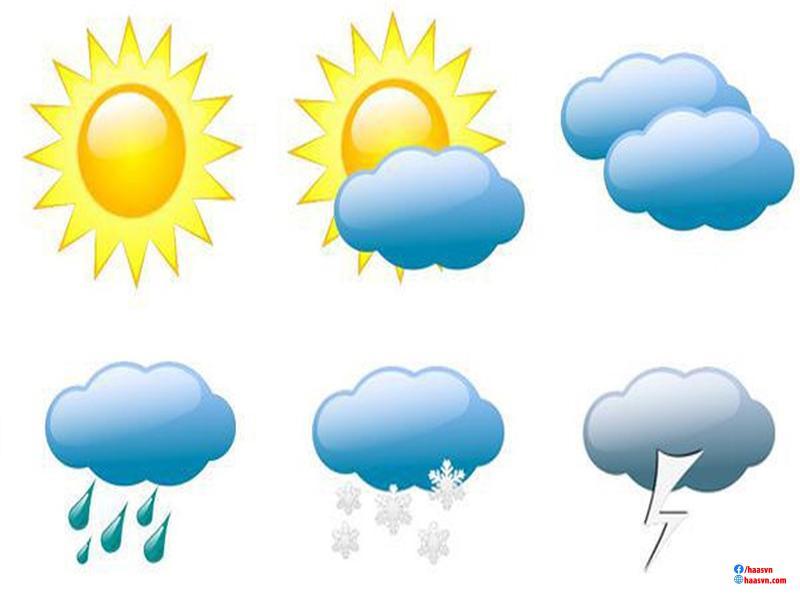 Phụ thuộc vào thời tiết