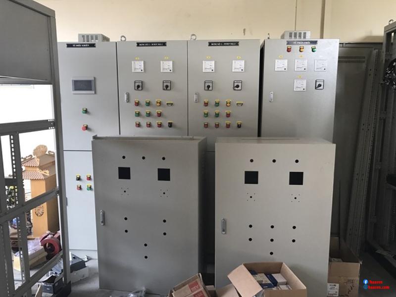 tủ điện công nghiệp nhỏ