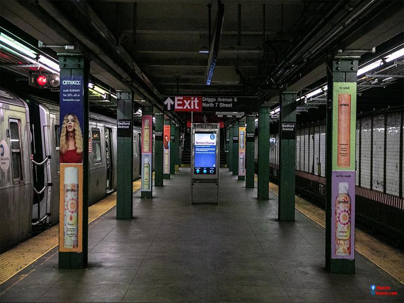 ưu điểm tàu điện ngầm