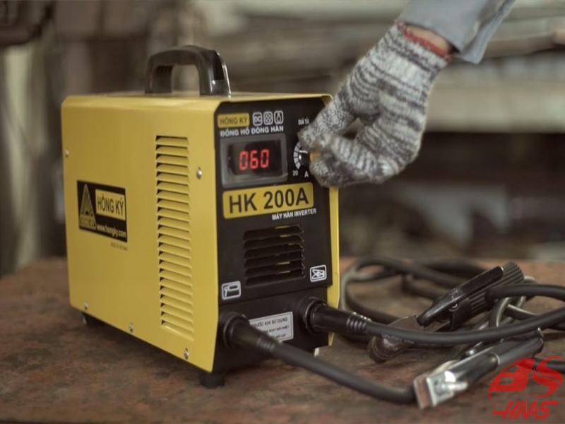 Bảo trì máy hàn điện tử mini cũ