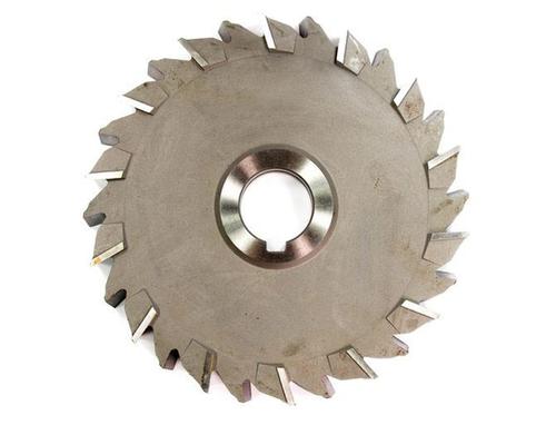 Hình 7: Dao phay cắt đứt kim loại răng xếp.