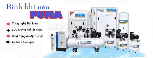 Giá bình khí nén Puma có cao không?